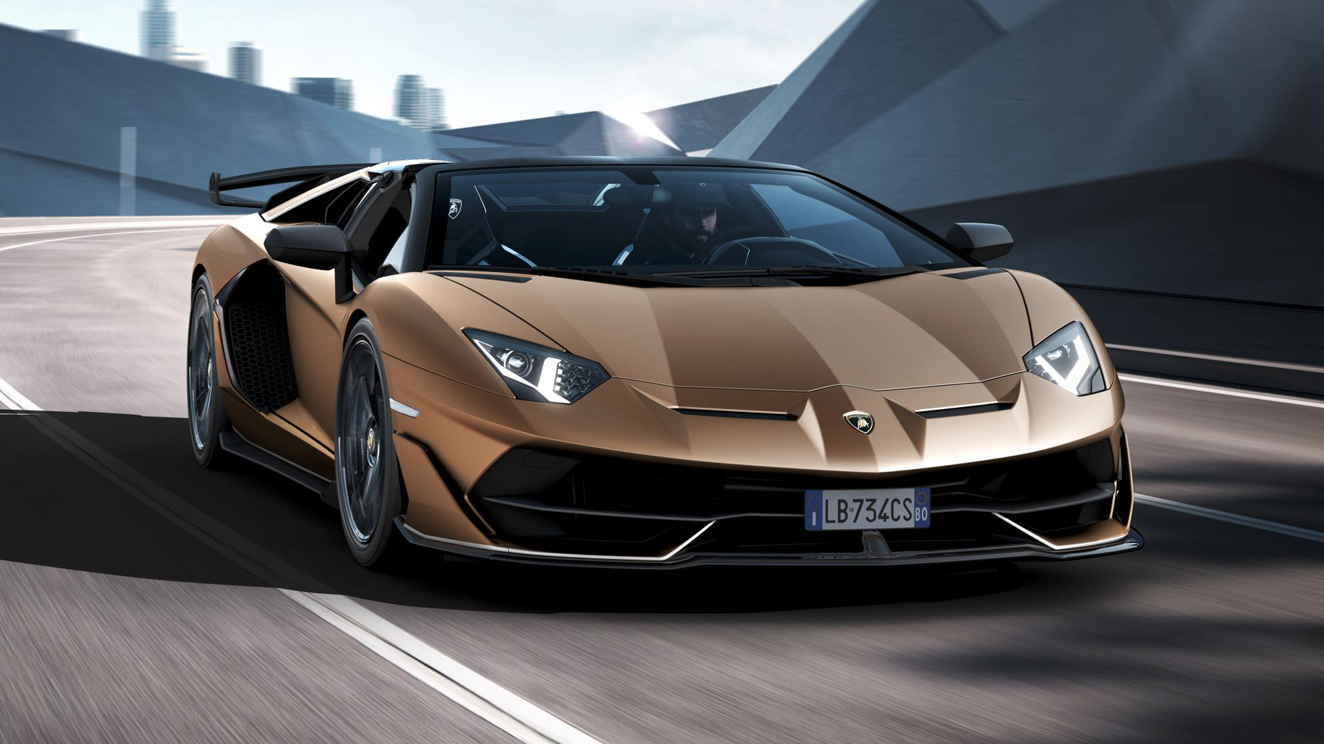 voiture rêves reves luxe sport lamborghini aventador gold