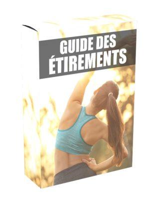 guide étirements